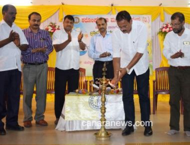 Convention of Christian Farmers by Catholic Sabha at Moodbidri
