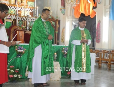Milagres Cathedral Kallianpur inaugurated Sunday Catechism Classes