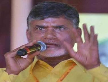 Naidu can't escape from law: KCR