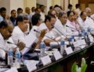 Cauvery: all-party meet today to discuss apex court order