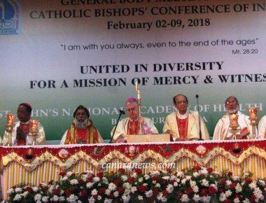 Apostolic Nuncio to India Preaches Homily at Eucharistic Celebrations