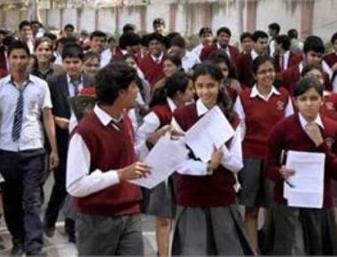 CBSE declares Class 10 board exam results