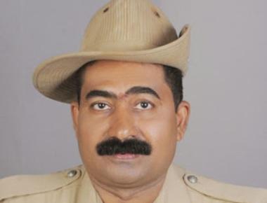 CCB head constable Chandrashekar N A selected for CM's medal