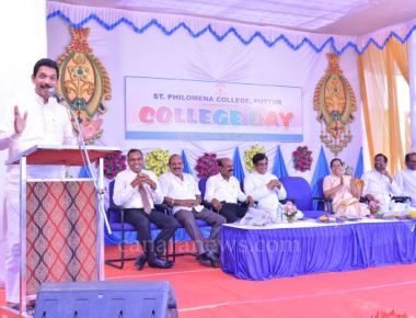College Day Celebrations held at St Philomena College Puttur