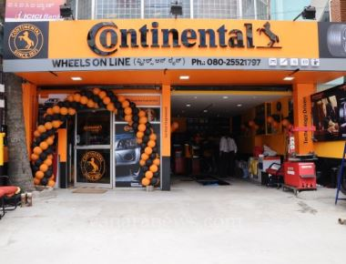 Continental Tyres Announces the launch of its Conti Premium Drive Store in Bangalore
