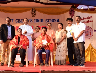 St Cecily's High School holds annual day