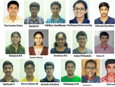 CFAL students secure top three ranks in JEE-Advanced in Mangaluru