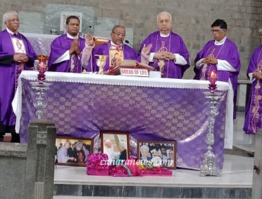 Abp Machado Exhorts All To Imbibe In Ideals Of Blessed Chiara