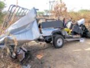 9 job-seeking girls perish in road accident in C'durga