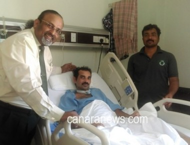 Sharjah Accident Victim Mangalorean Chandramohan Finally Received Partial Compensation After Long Fight