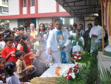 Monti Fest at Charkop, Kandivli West