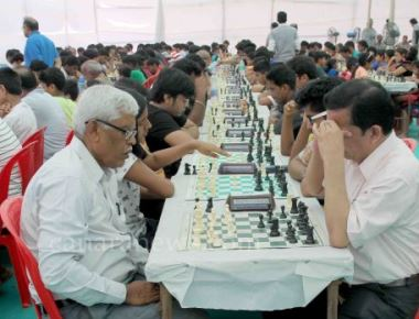 Satish Foundation and Shivaji Park Gymkhana Organized Chess Competition held at last Sunday in Dadar