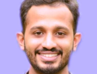 Chintan Lobo awarded silver medal in M Tech