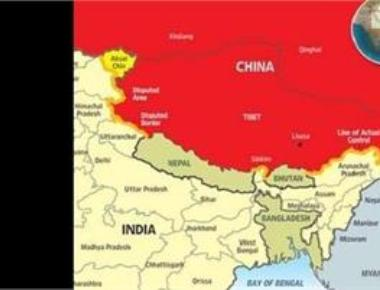 India deploys more troops along China border in
