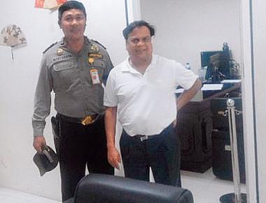 Big theories behind Chhota arrest