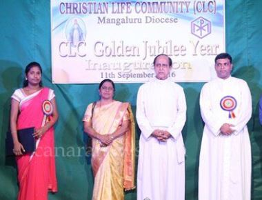 Christian Life Community celebrates golden jubilee year