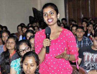 Civil aspirants receive tips from those in service