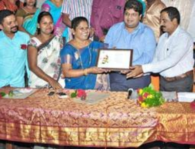 Certificate given declaring Udupi as open defecation-free city
