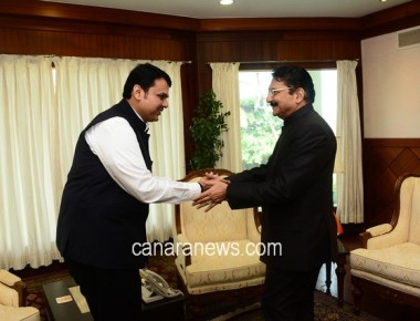 Chief Minister – Governor meet