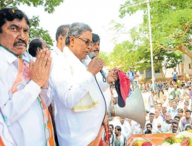 Key aides of CM, BSY take over campaign