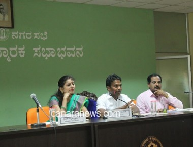 Udupi Muncipal water to be released once in two days - Yuvaraj President of CMC