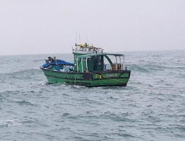 Coast Guard helps coastal population