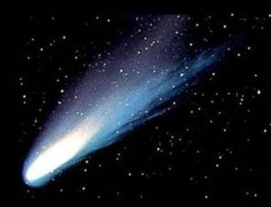 Comet's likely role as harbingers of life on Earth