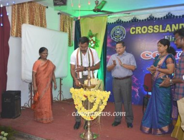 Commerce fest Asthra at Crossland