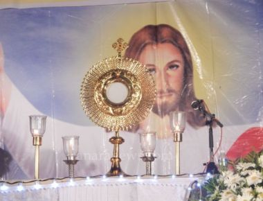 Confraternity Sunday (Compre Fest) celebrated at Holy Rosary Church, Kundapur on account of Preparation to annual feast
