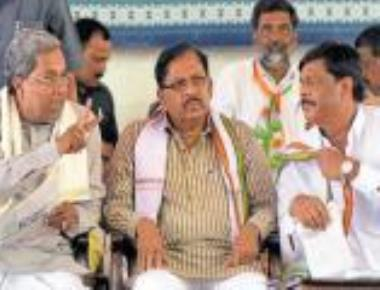 Cong top brass targets Prasad at party rally on his home turf