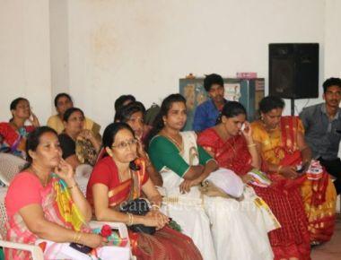 Udupi District Women's Congress celebrates International Women's Day