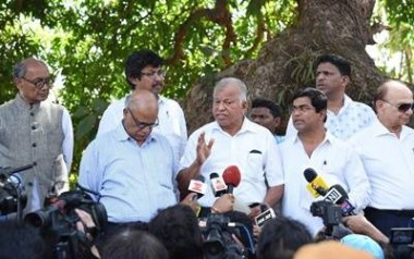 Congress cries foul over lost opportunity to rule Goa, Manipur
