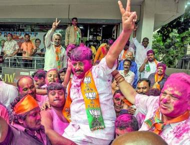 BJP win in Sangli due to poached candidates: Congress