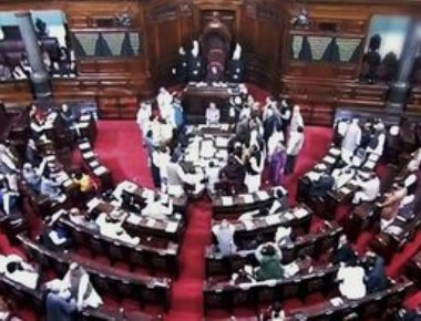 Storm clouds loom on budget session - All-party meet called after Congress points no-effort finger at Centre
