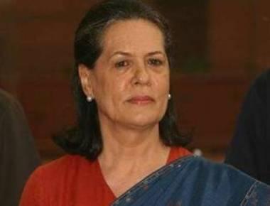 Congress accepts verdict of people: Sonia Gandhi