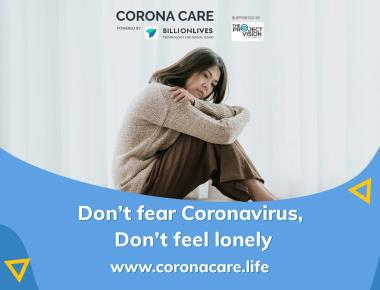 Coronacare.life Launched