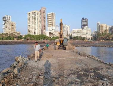 Work begins on Rs 12,000-cr. coastal road