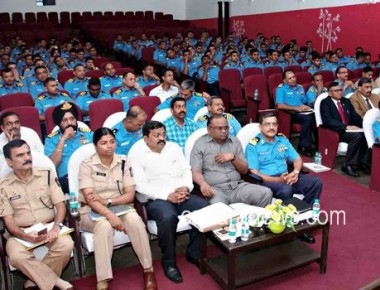 A Coastal Security Seminar was conducted by Headquarters, Maharashtra Naval