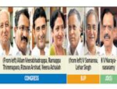 Cong, BJP nominees win Council polls
