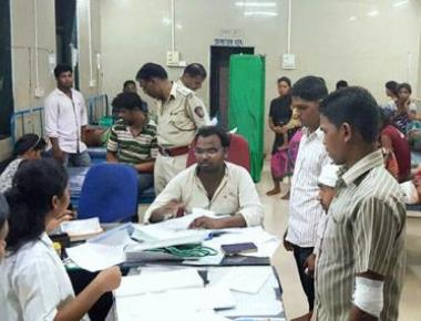 24 hurt after BJP, CPI (M) workers clash at Talasari