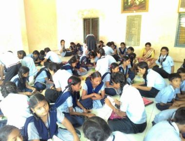 Manipal School introduces new activity 'Cradles to Crayons'