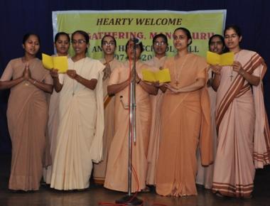 CRI city unit holds annual gathering
