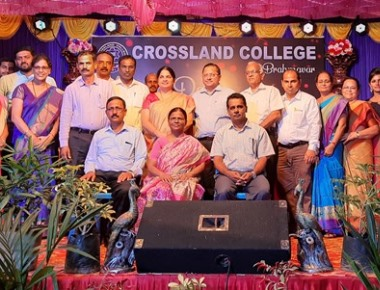 Thirty sixth College day and Alumni day celebrated at Crossland