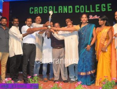 The first ever Alumni Day of Crossland College was celebrated