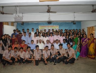 The UGC Sponsored One Day Commerce Workshop organized by Department of Commerce, Crossland College, Brahmavar.