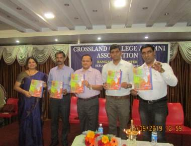 Crossland annual magazine released