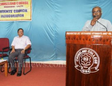 """""""Use the technology to your advantage"""", Prof.V N Rajan"""