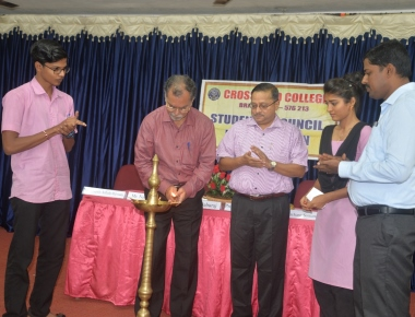 Students Council of Crossland College inaugurated