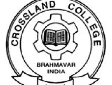A good gesture by Crossland alumni