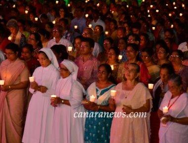 Prayer Service held for the CRPF Jawans killed in terror attack in Kashmir